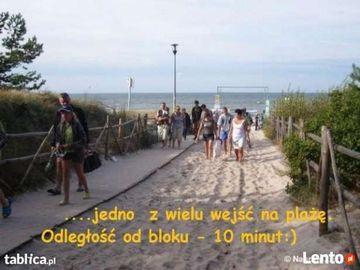 Duża kawalerka przy plaży.Gdańsk.Tanie noclegi.Wolne od 21 sierpnia.