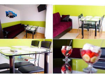 LUX apartament 4os. Bułgaria -euro/doba - baseny, boiska, bar wodny