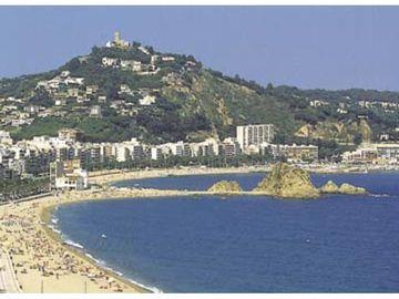 blanes , hiszpania