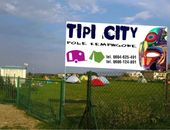 Pole kempingowe Tipi City