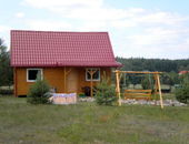 Domek nad jeziorem Wygonin- Kaszuby