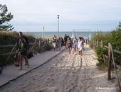 Tanie noclegi nad morzem.Gdańsk-plaża 10 min.samodzielne mieszkanie.Kwatery nad morzem.