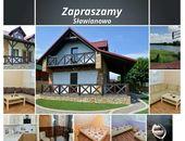 Wynajem apartamentów nad jeziorem Sławianowo