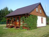 Domek u Magdy nad stawem