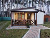 Domki letniskowe nad jeziorem Borówno, Kujanki, Wielkopolska