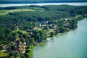 Pokoje Gościnne nad jeziorem Plusznym