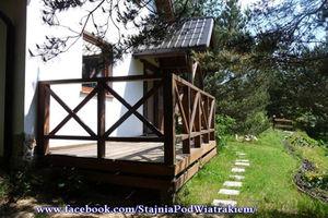 Domek w Sosnowym Lesie