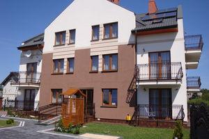 Apartamenty i pokoje w Jastarni