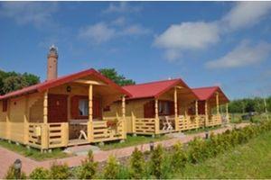 Domek drewniany 3 osobowy Gaski wysoki standard!!!!