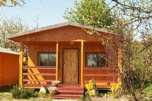 Domki drewniane i pokoje ''Pod Malwą'' Sarbinowo