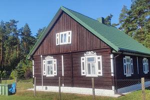Drewniany Dom Całoroczny do wynajęcia