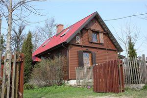 Chatka Władka - siedlisko na Suwalszczyżnie