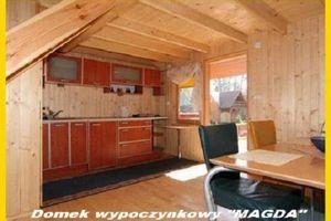 "DOMEK LETNISKOWY ""MAGDA"""