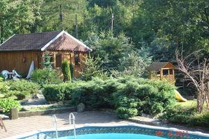 sudetian-seasons 4-osobowy domek z basenem
