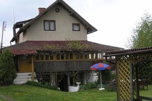 Całoroczny domek na wsi Byrwa Irena