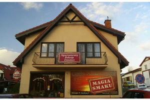 Pensjonat, Apartamenty, Restauracja Magia Smaku