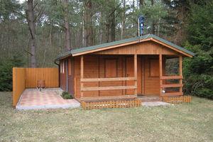 Drewniane domki nad morzem - Junoszyno zaprasza
