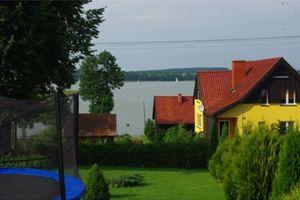 Domek Pionat Rybical Mazury jezioro noclegi wakacje wczasy